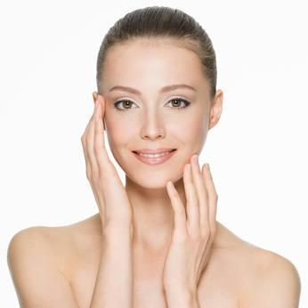 Für eine junge Haut, kosmetische Akupunktur