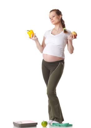 Lebensmittel, die wir in der Schwangerschaft brauchen