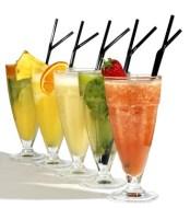 Leichte Getränke, Verbündete der Diät