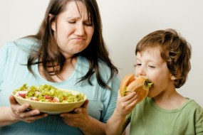 Fettleibigkeit und Übergewicht:  wie man sie vermeidet