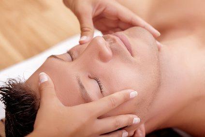 Die Kunst der Kopfmassage