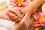 Fuß Sprache: Positionen und Behandlungen