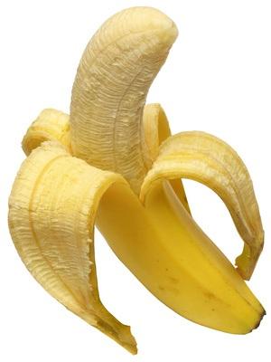 Banane: wunderbare Frucht