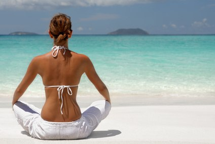 Tief Atmen: Vitalität und Gesundheit