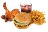 Gefahr! Fetthaltige Lebensmittel sind schädlich