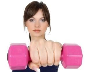 Gewichtsverlust Routine-Übungen