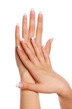 Gesunde Nägel und natürliche Pflege