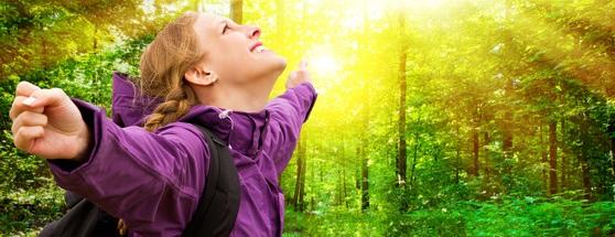 Atmung und Gesundheit gehen Hand in Hand
