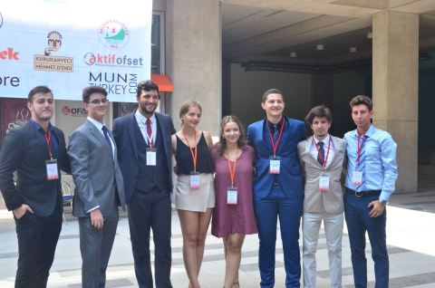 Special Interview with CAMUN'19 Team