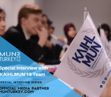 Special Interview with KAIHLMUN'19 Team
