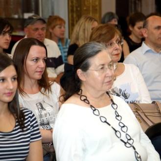 Publika u progodi predstavljanja projekta AthenaPlus