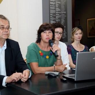 Vesna Lovrić Plantić, voditeljica projekta AthenaPlus za MUO