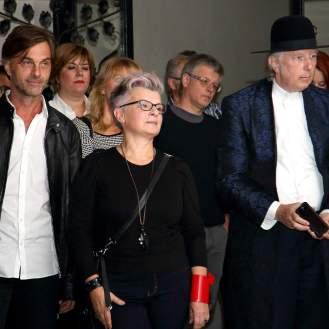 Marko Vrdoljak, Sanja Bachrach Krištofić i Nenad Bach