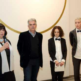 Publika i novinari u prigodi otvorenja izložbe Rovinj Photodays 2016 u MUO