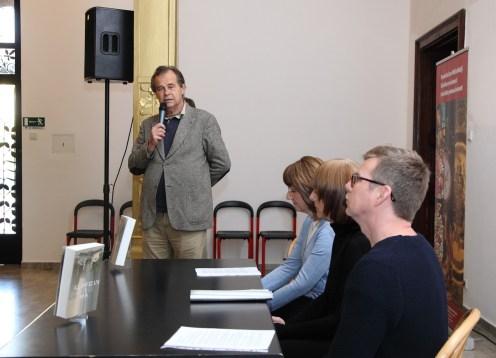 Miroslav Gašparović, Irena Kraševac, Sanja Cvetnić i Marko Špikić