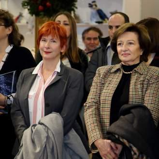 Ivana Kovačević, Goranka Horjan i Biserka Rajković-Salata