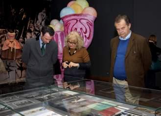 Nj. E. Andrew Stuart Dalgleish, Vesna Ledić i Miroslav Gašparović, snimio: Vedran Benović