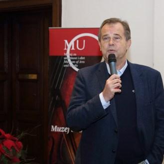 Miroslav Gašparović, ravnatelj MUO