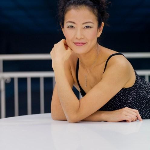 Pijanistica Akiko Okabe