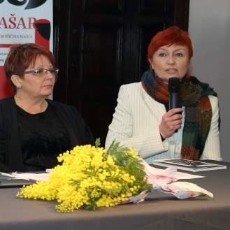 Višnja Slavica Gabout i Ivana Bakal