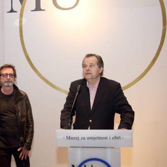 Boris Guina i Miroslav Gašparović
