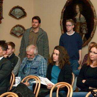 Novinari i gosti MUO na konferenciji u povodu izložbe Tiepolo i suvremenici