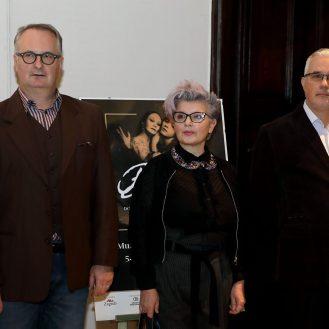Mladen Mordej Vučković, Sanja Bachrach Krištofić i Davor Schopf