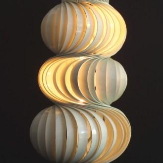 Valenti, Model Medusa, Dizajner Olaf Von Bohr, 1968. dim.65(v)x35 cm