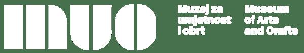 Logo bijeli na transparentnoj pozadini