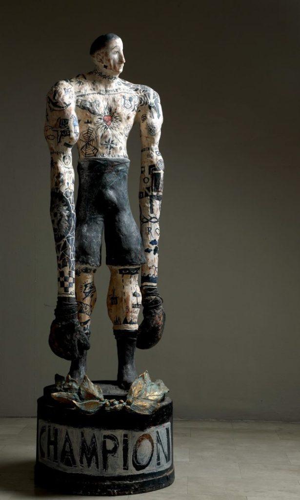 Fotografija skulpture
