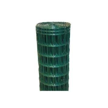 Puutarhaverkko 0,6 cm x 10 m vihreä