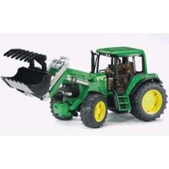 Bruder traktori, John Deere kauhalla