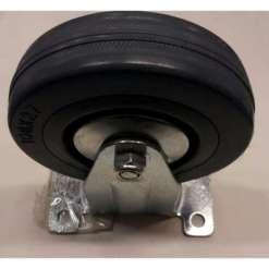Vaunupyörä 50 mm kiinteä