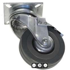 Vaunupyörä 50 mm, kääntyvä