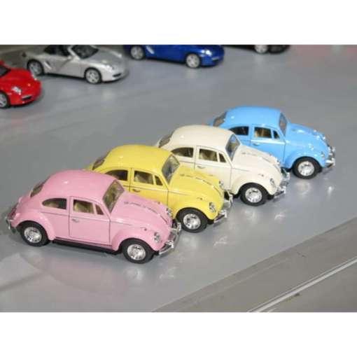 Volkswagen 1967 Kupla 1:32, eri värejä