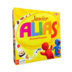 Alias Junior - lautapeli Tactic