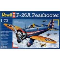 Revell lentokone 1:144 eri malleja