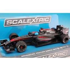 Scalextric-auto McLaren