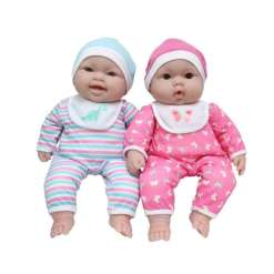 Nukke kaksoset Jc Toys