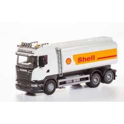 Emek säiliöauto, Shell Scania R730