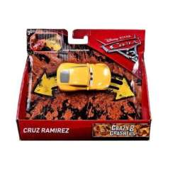 Cars 3 Crazy Cruz Ramirez