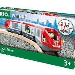 Brio juna matkustajajuna 33505