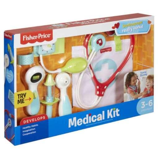 Lääkärilaukku Fisher-Price