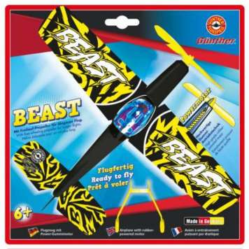 Kumimoottorilennokki Beast