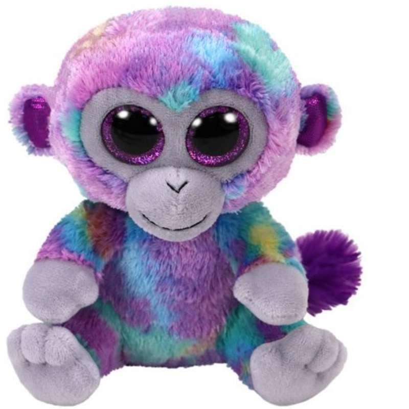 Ty pehmo apina rainbow 15 cm Muovi ja Lelu