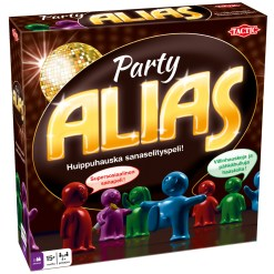 Alias Party Lautapeli Tactic