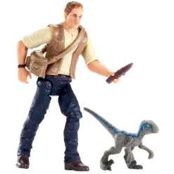 """Jurassic Baby """"Blue"""" & Owen"""