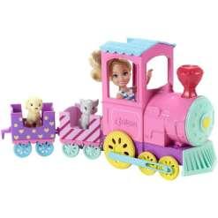 Barbie Chelsea ja juna