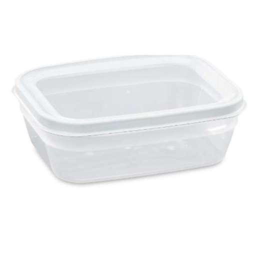 Tiiviö suorakaide 1,2 L, valkoinen cook