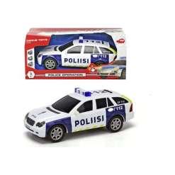 Poliisiauto ääni/valo Dickie
